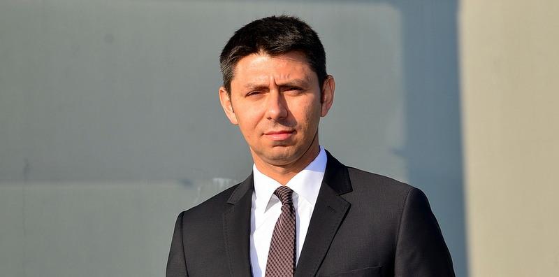 Haluk Burçin Akı, Mercedes-Benz Türk Kamyon Pazarlama ve Satış Kısım Müdürü oldu