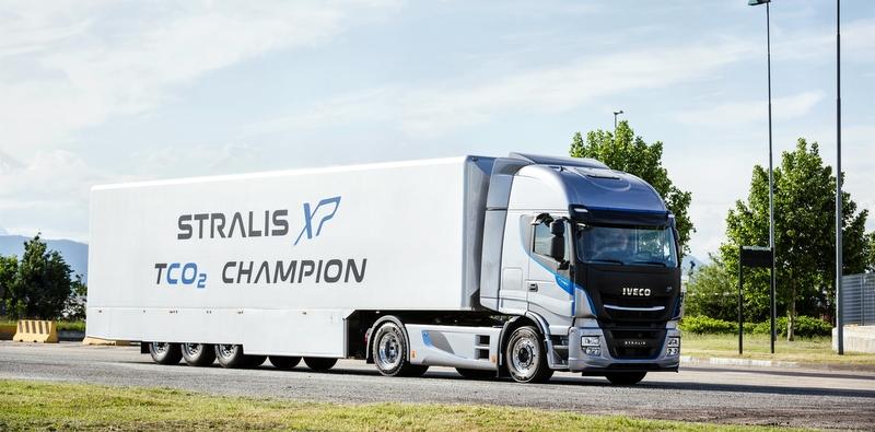 Hanover'de Yeni Stralis TCO2 Champion'un resmi prömiyeri yapılacak!