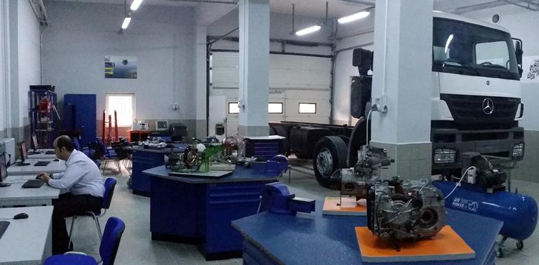 Her laboratuvara 1 kamyon bağışlıyor