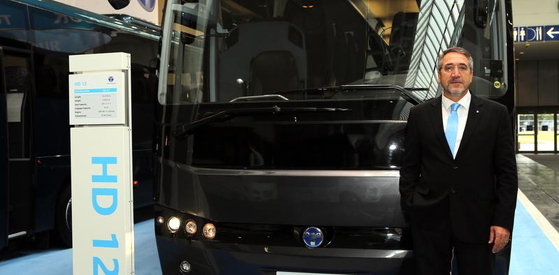 IAA'da Maraton, HD, MD9 LE ve MD9 otobüslerini tanıtacak