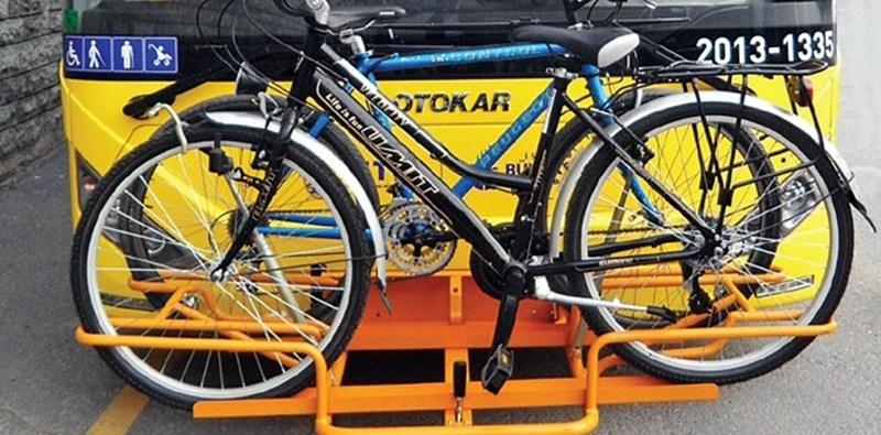 İETT, Bisiklet Aparatlı Otobüsler Çevre Günü'ne Hazır!