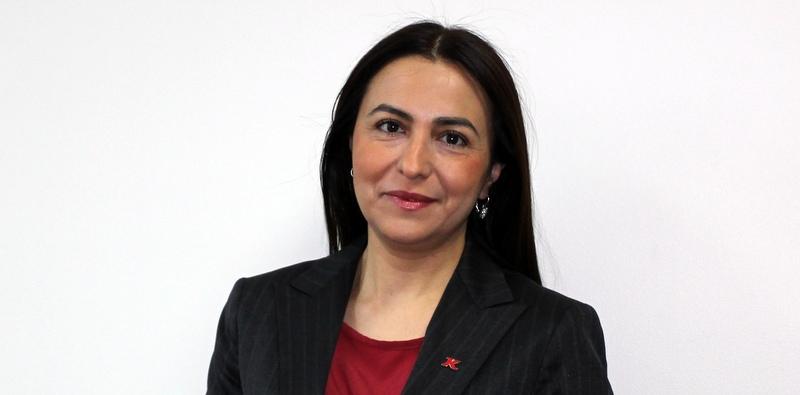 İffet Türken, ESTA Başkan Yardımcısı oldu!