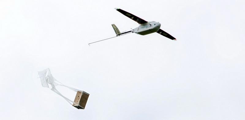 İnsansız hava araçları ile insani yardım yapacak