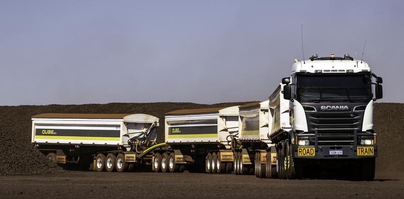 İşte Scania'nın Süper Dörtlüsü