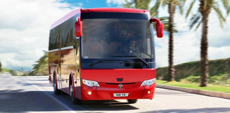 İsveç otobüs pazarında yüzde 10 pay hedefliyor