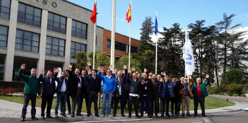 IVECO Yetkili Satıcıları Madrid'de Buluştu