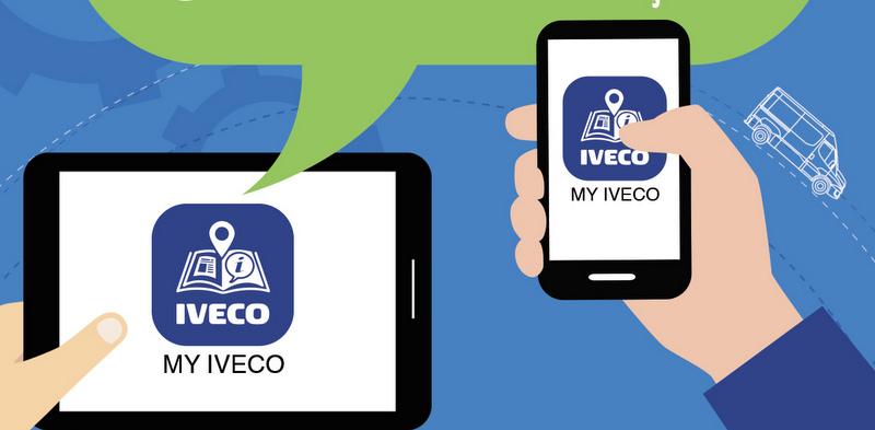 Iveco'dan servis randevusu almayı kolaylaştıran uygulama