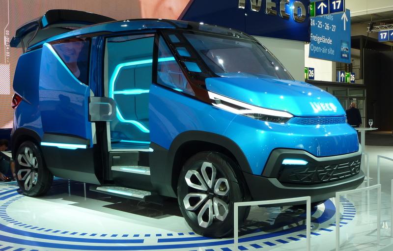 Iveco'nun Van'ına Avrupa Ulaşım Ödülü
