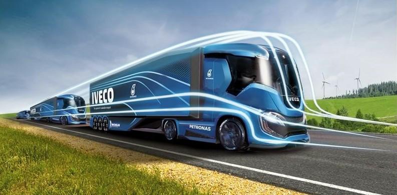 Iveco'nun Z TRUCK konsepti göz kamaştırdı