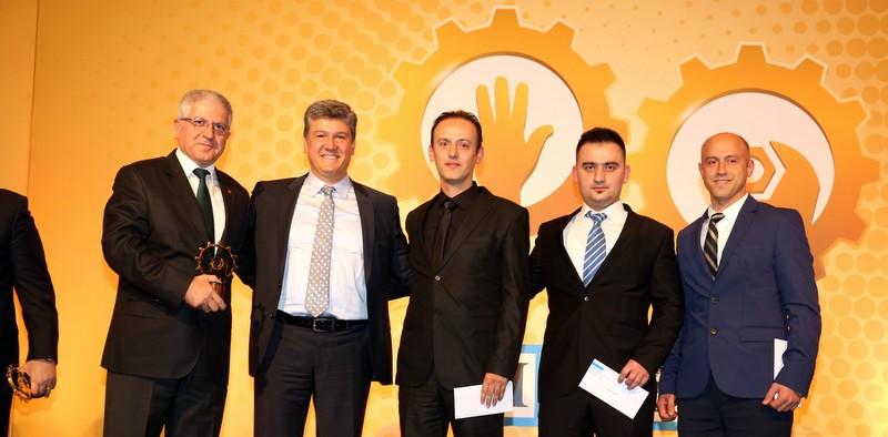 Karsan'a Altın Öneri Ödülü!