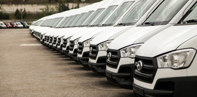Karsan'dan Trabzon'a 55 adet H350 minibüs