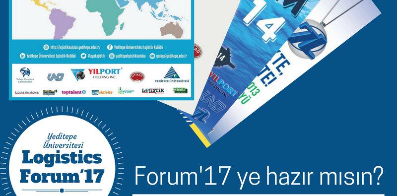 Logistics Forum 8. kez düzenlenecek!