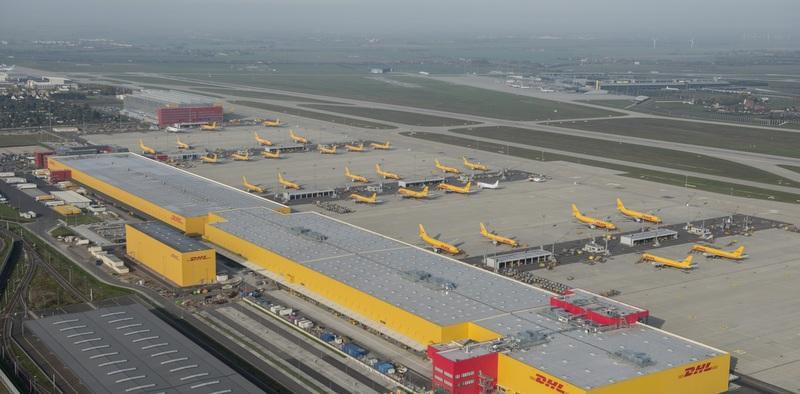 Lojistik merkezine 230 milyon euro yatırım yaptı
