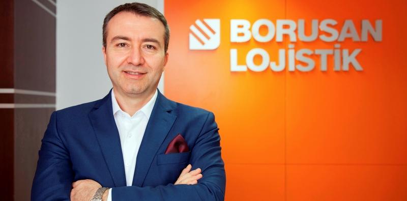 Lojistik sektörünün önemli ismi Borusan Lojistik'te göreve başladı