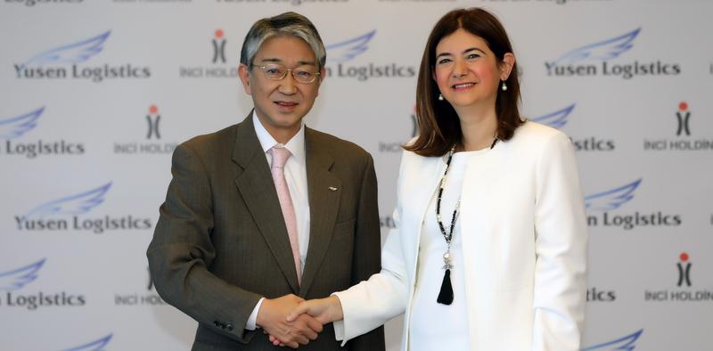Lojistikte dev Türk-Japon birleşmesi!