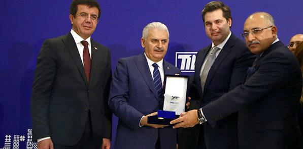 Lojistikte, Türkiye'nin En Büyük Hizmet İhracatçısı Seçildi
