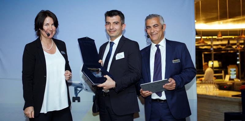 Lufthansa Cargo'dan başarılı partnerlerine ödül!