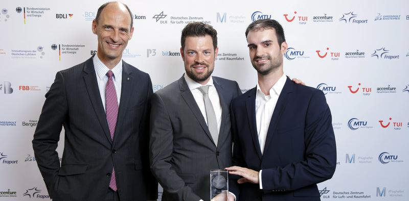 """Lufthansa """"İnovasyon Ödülü"""" kazandı"""