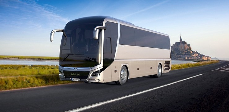 MAN'ın Lion's Coach otobüsü Busworld 2017'de pazara sunulacak!