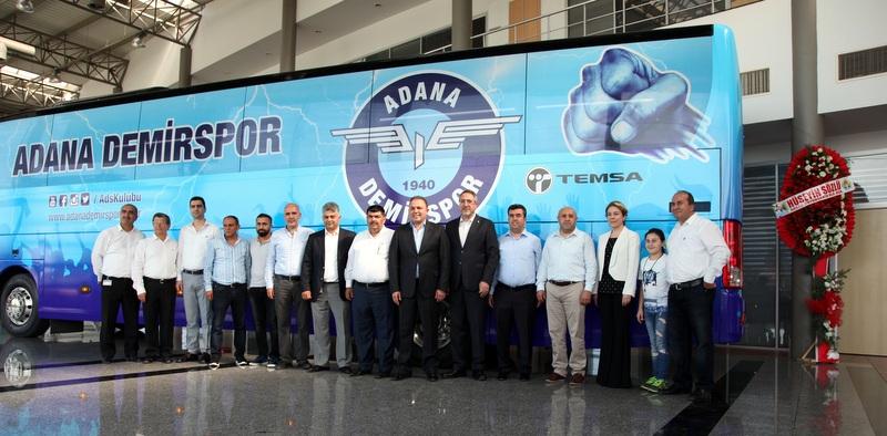 Maraton, Adana Demirspor yeni zaferlere taşıyacak