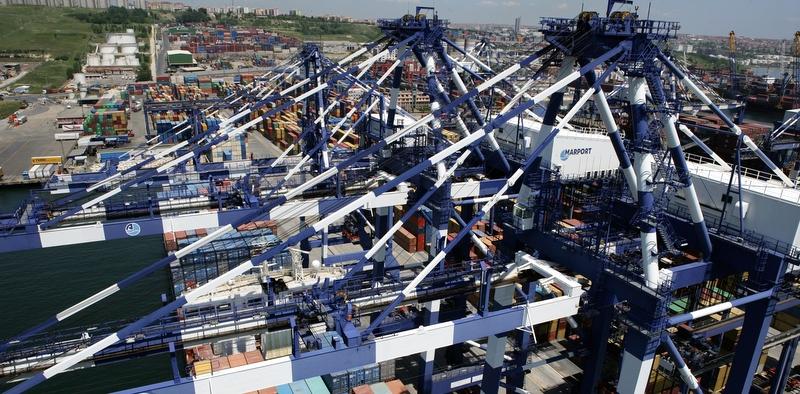 Marport, 20 milyon TEU'yu geçti