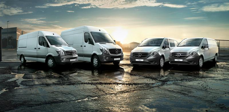Mercedes-Benz Hafif Ticari Araçlar 5 şehri ziyaret etti, 4 bin 430 kilometre katetti