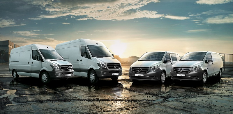 Mercedes-Benz Hafif Ticari Araçlar, İstanbul'da tanıtılacak