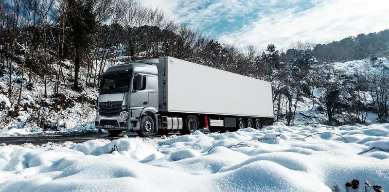 Mercedes-Benz kamyonlarda Ocak ayı kampanyası…