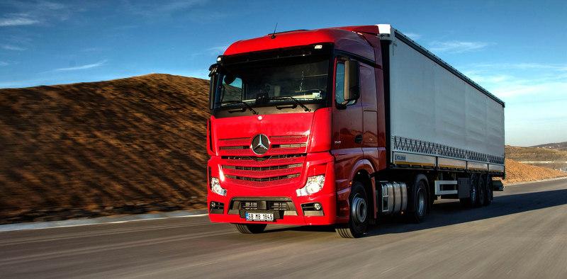 Mercedes-Benz, kamyonlar için Şubat ayı fırsatlarını açıkladı