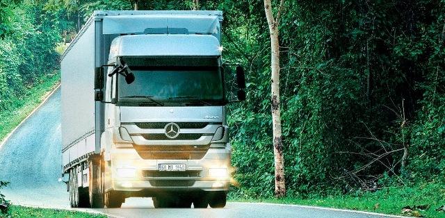 Mercedes-Benz Kamyonlarında Ekim Ayı Kampanyası