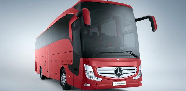 Mercedes-Benz'ten otobüs alacaklara 600 bin TL kredi imkanı
