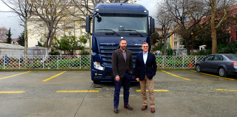 Mercedes-Benz Türk, 2017 yılı kamyon pazarını değerlendirdi
