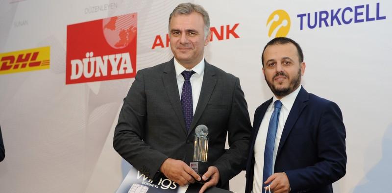 Mercedes-Benz Türk'e ihracat performansı ödülü