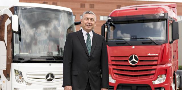Mercedes-Benz Türk'ün Yeni Başkanı Süer Sülün Odu