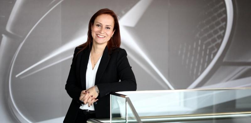Mercedes-Benz Türk'ün yeni İnsan Kaynakları Müdürü belli oldu