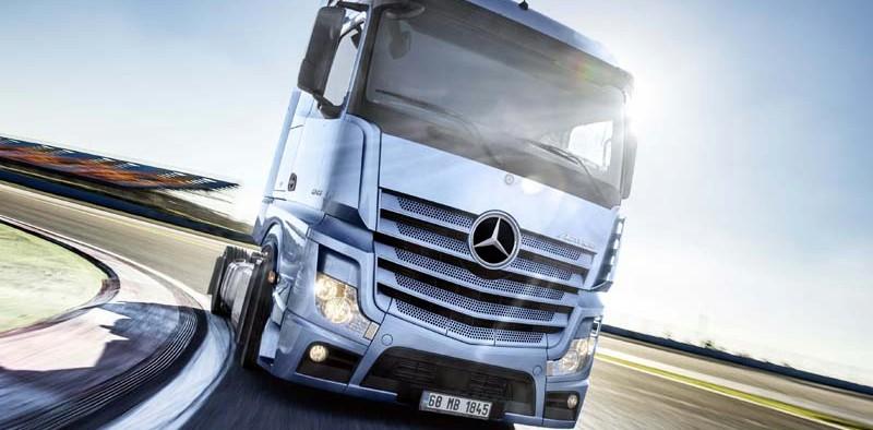Mercedes-Benz'in yeni kamyonları İzmirli taşımacılarla buluşacak