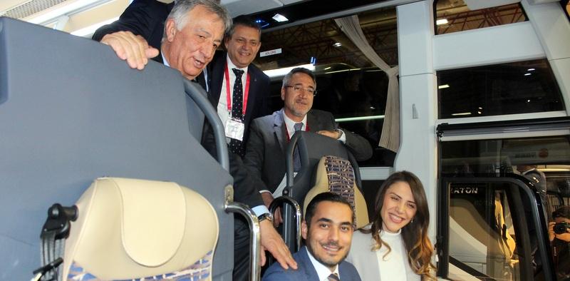 Metro Turizm filosuna 100 adet Temsa otobüs kattı