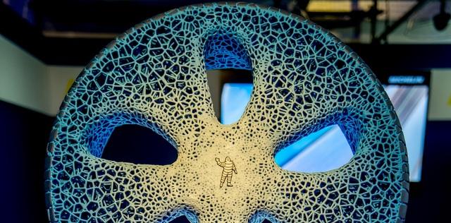 Michelin, 3D yazıcı ile lastik üretti!