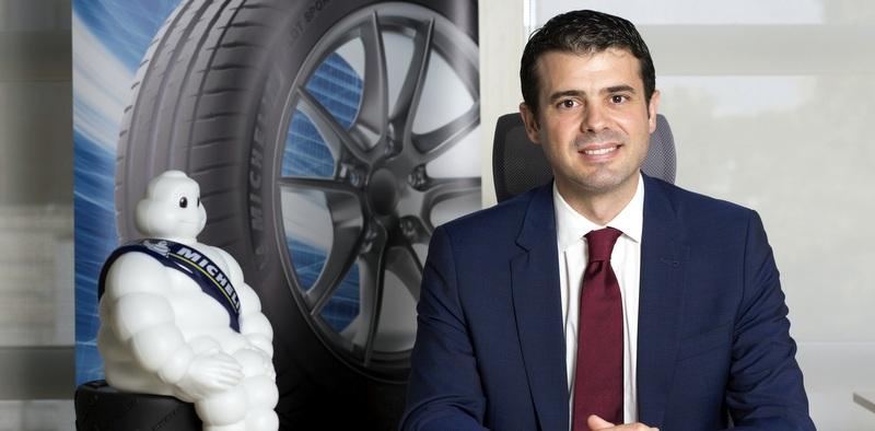 Michelin Türkiye'nin Yeni Genel Müdürü Belli Oldu