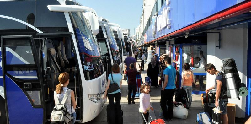 Ocak'ta 14 milyon otobüs bileti satıldı… 2+1 koltuklu otobüslere ilgi arttı