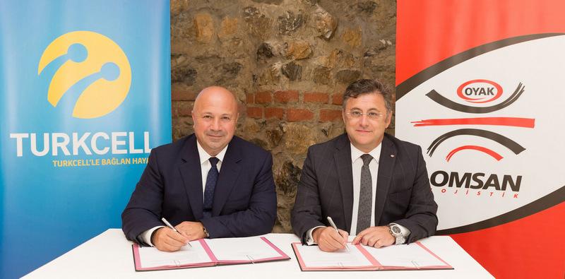 OMSAN ve Turkcell 10 yıllık stratejik işbirliğine imza attı