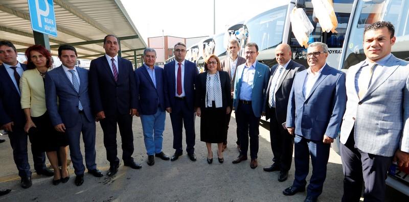 Otokar, Gaziantep'e 18 adet Poyraz teslim etti