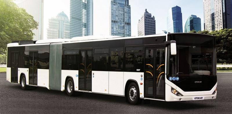 Otokar, İzmir'e 100 adet körüklü otobüs teslim edecek
