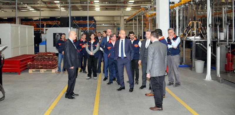 Otokar, Konya'daki 27 sanayi firmasıyla görüştü
