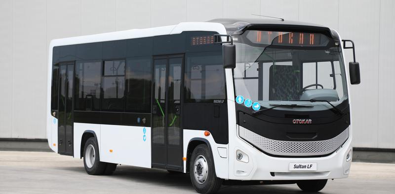 Otokar Sultan LF yolcu taşımacılığına yeni bir soluk getirecek