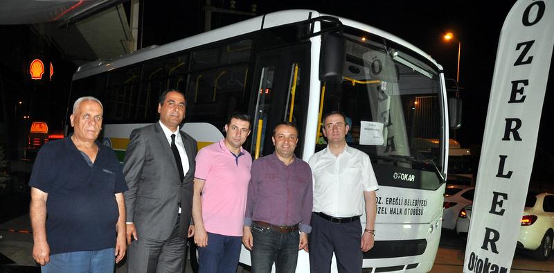 Otokar'ın Ereğli'deki yeni otobüs bayisi belli oldu