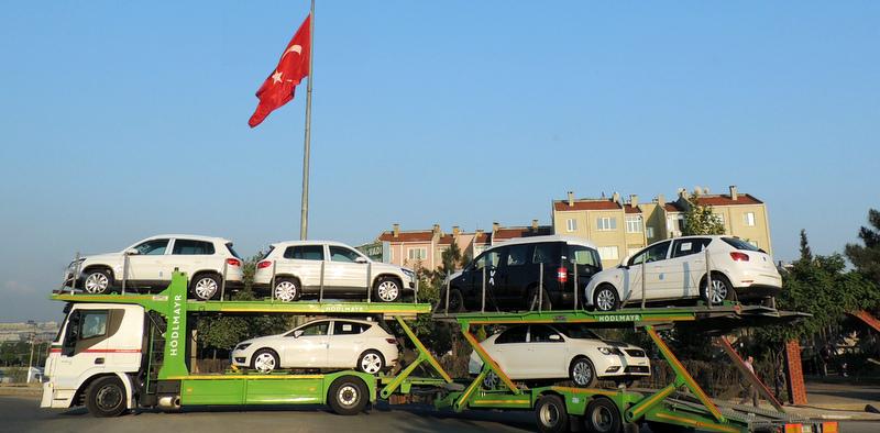 Otomotiv lojistiği uzmanı Hödlmayr, Orta Doğu'da müşteri portföyünü genişletiyor