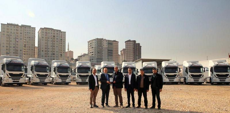 Özgüller Uluslararası Taşımacılık, Iveco Stralis'lerle filosunu güçlendirdi