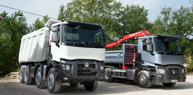 Renault Trucks C ve K serisi kamyonlarda karınca vitesli şanzıman