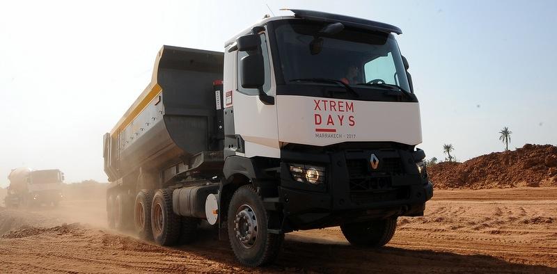 Renault Trucks, K XTREM kamyonunu tanıttı